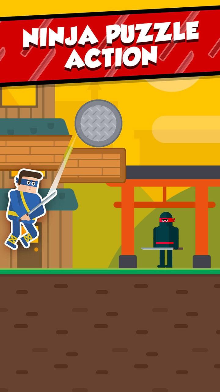 Mr Ninja screen 0