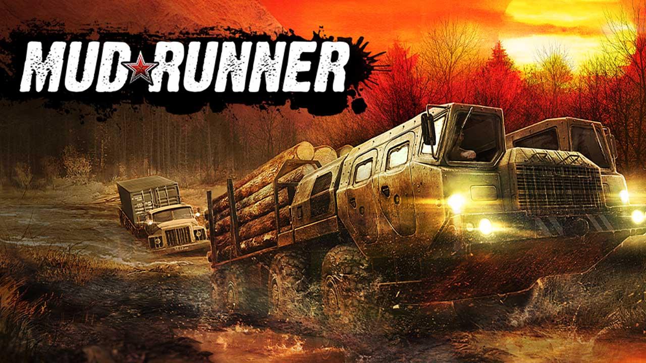 MudRunner poster