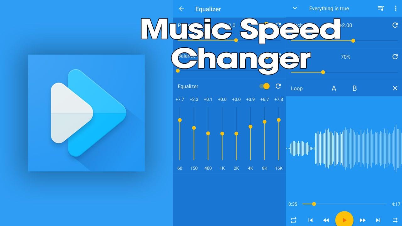 Music Speed Changer poster