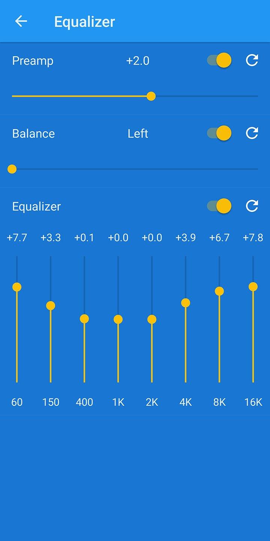 Music Speed Changer screen 1