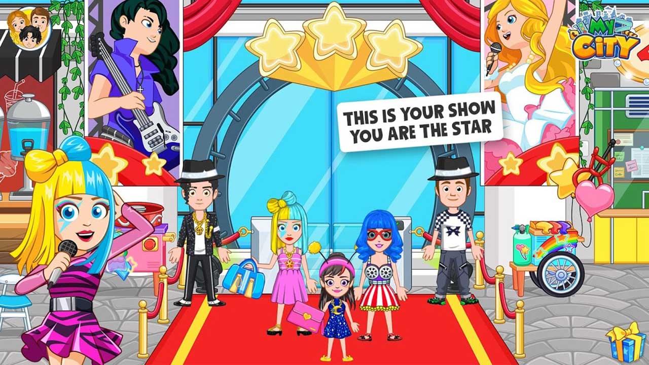 My City Popstar screen 1