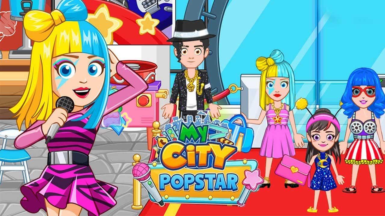 My City Popstar thumbnail