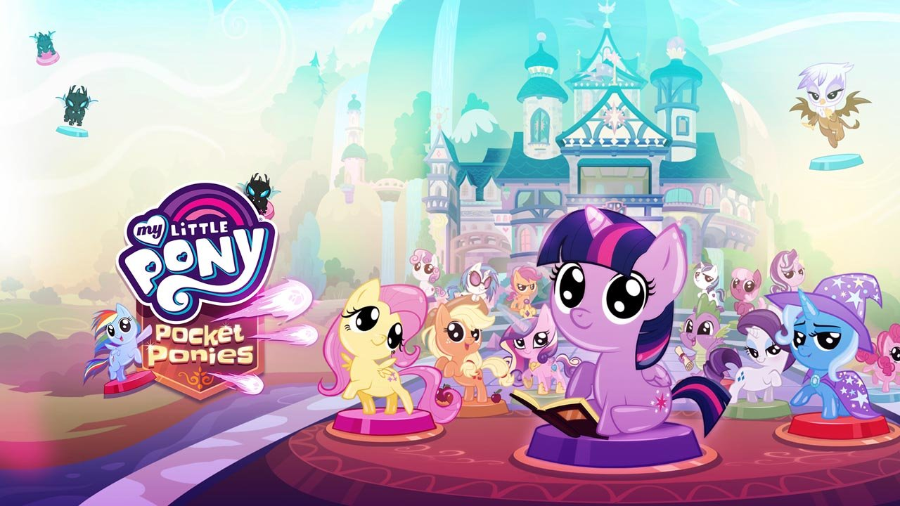 My Little Pony Pocket Ponies poster