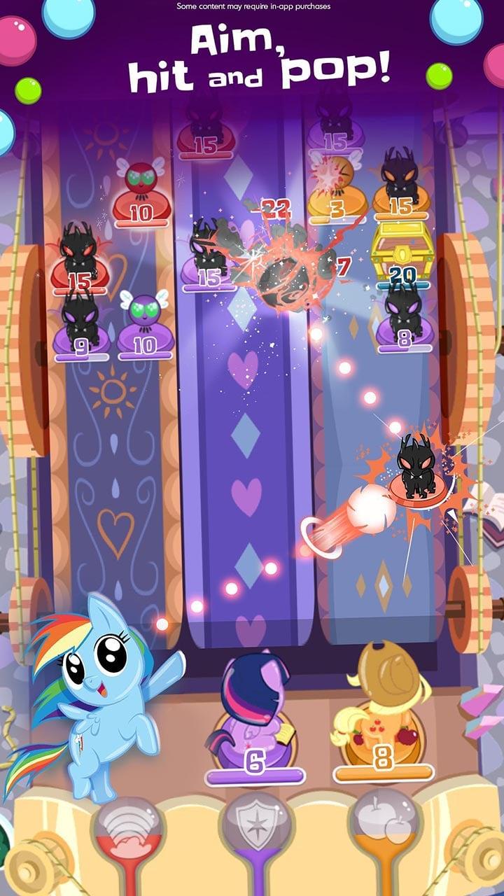 My Little Pony Pocket Ponies screen 0