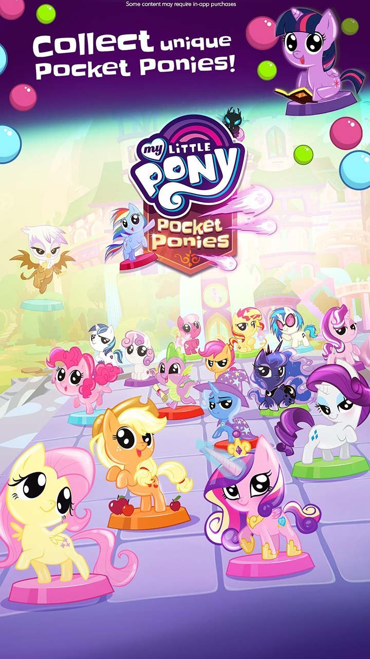 My Little Pony Pocket Ponies screen 1