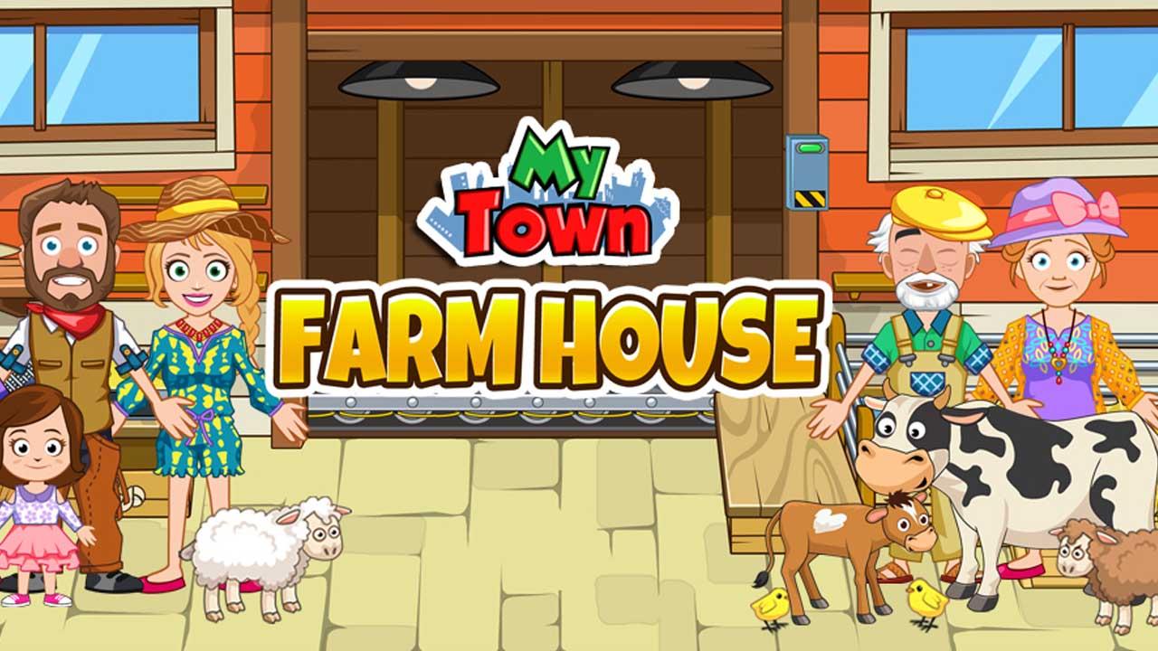 My Town Farm poster