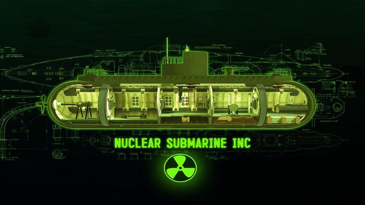 Nuclear Submarine inc poster