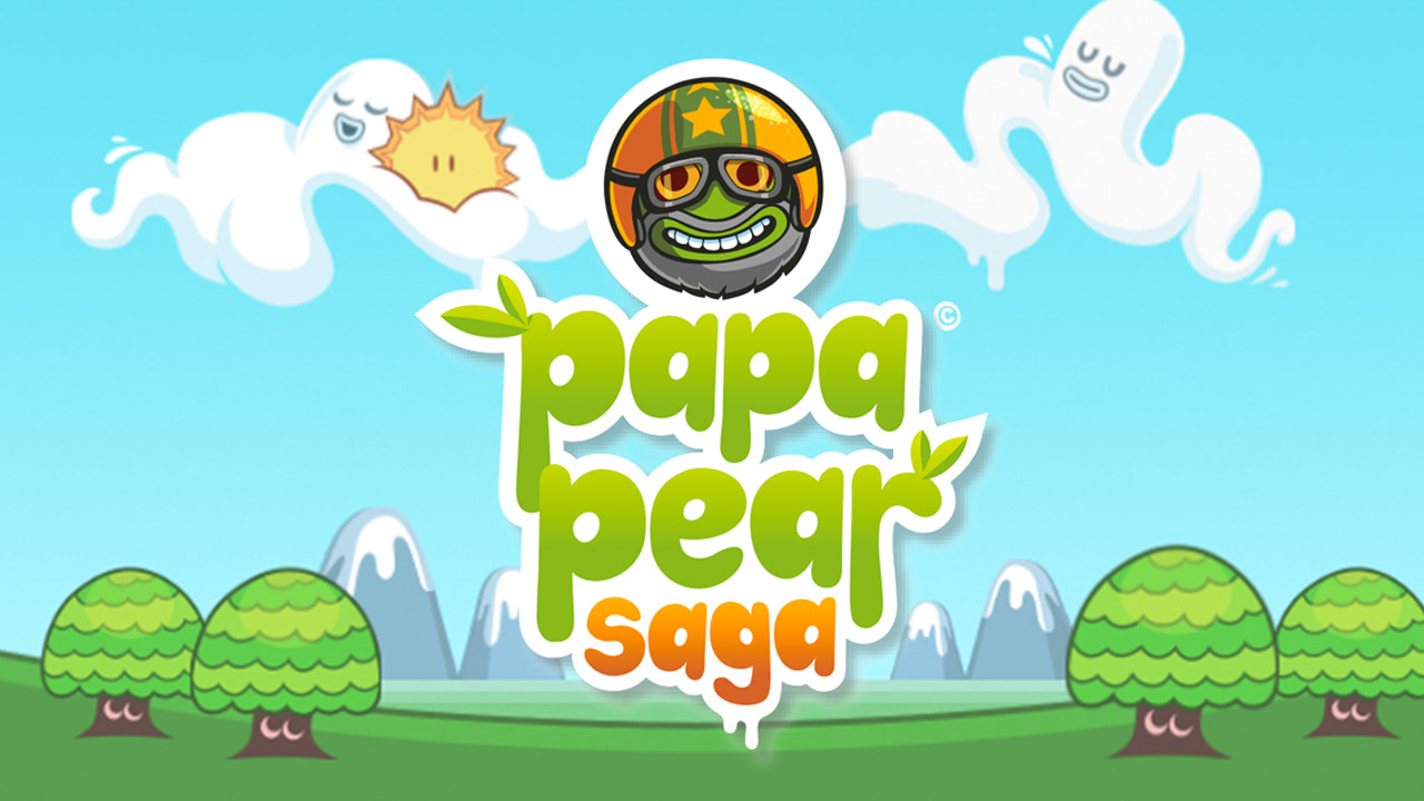 Papa Pear Saga poster