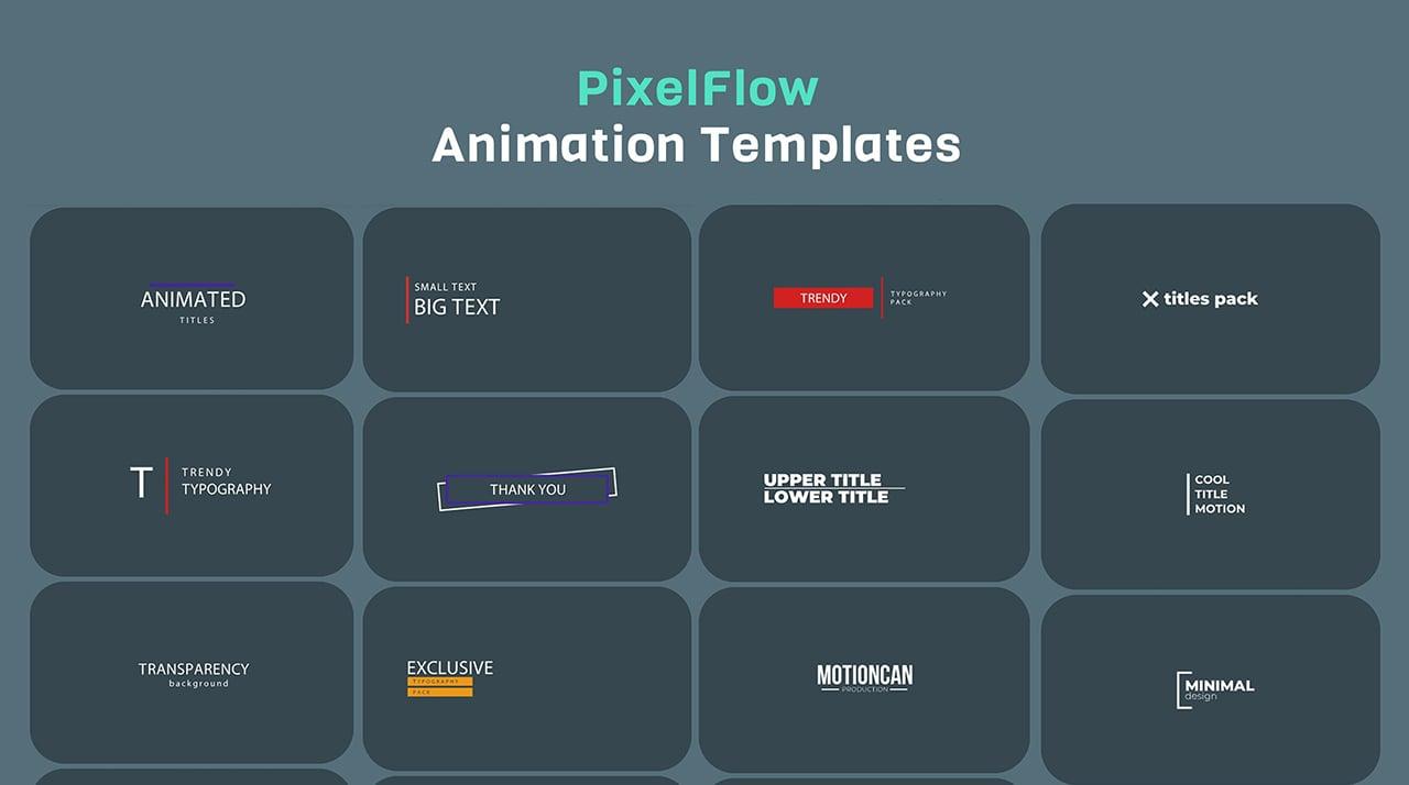 PixelFlow screen 5