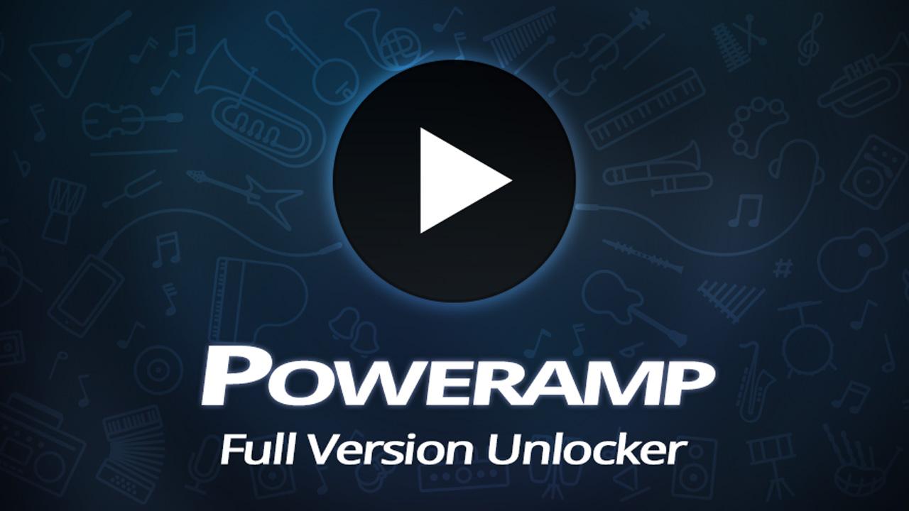 Poweramp Full Version Unlocker poster