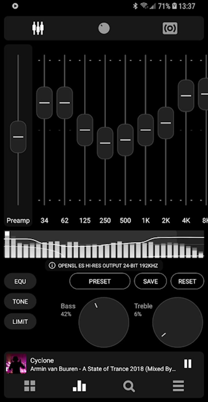Poweramp Full Version Unlocker screen 4