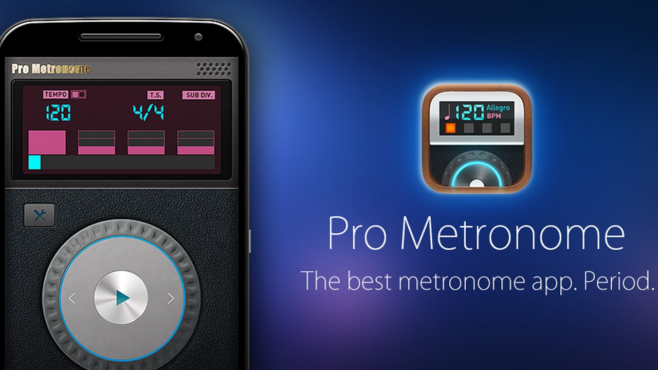 Pro Metronome poster