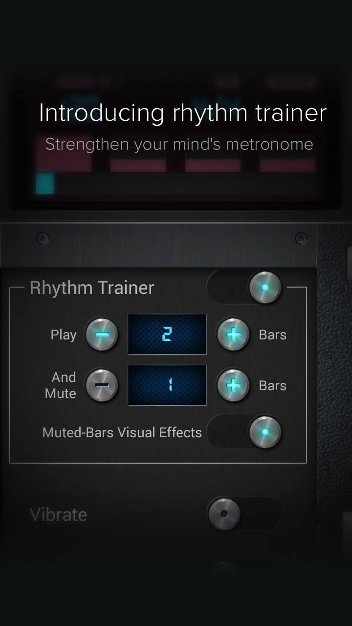 Pro Metronome screen 5