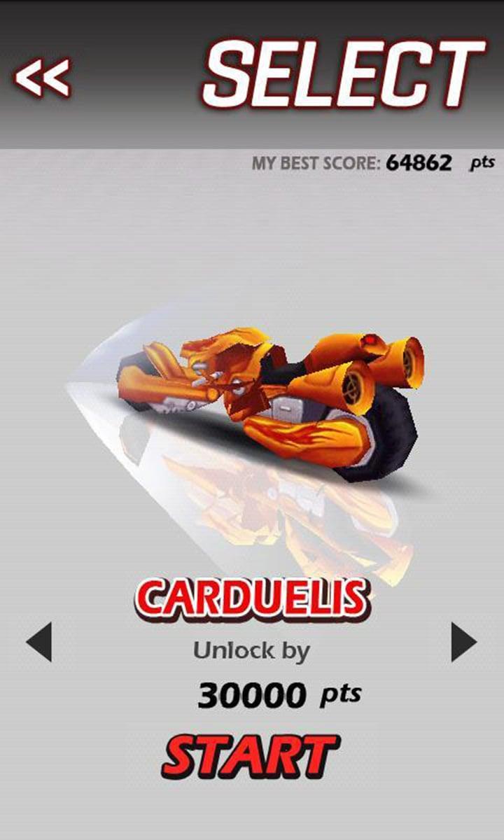 Racing Moto screen 5
