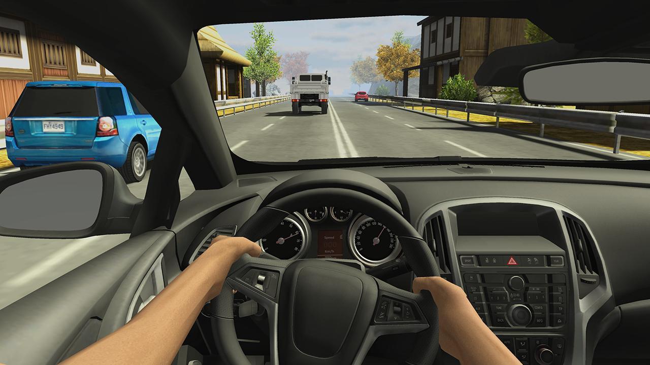 Racing in Car 2 screen 0