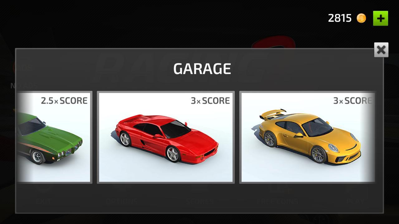 Racing in Car 2 screen 4