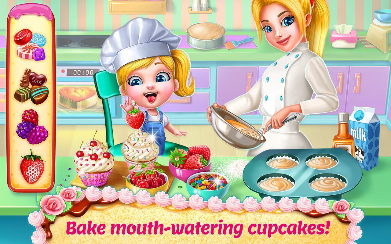 Real Cake Maker 3D screen 2