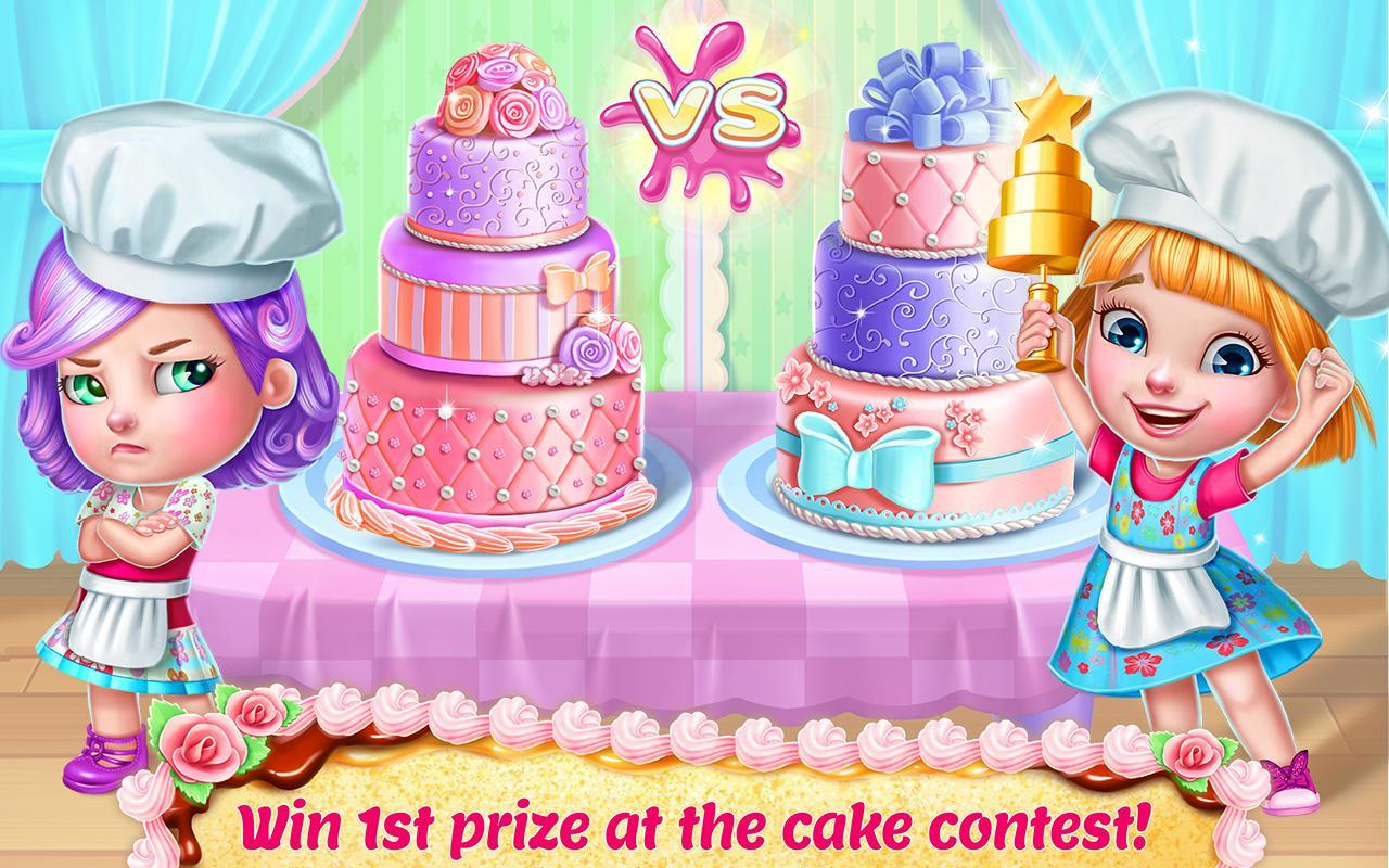 Real Cake Maker 3D screen 3