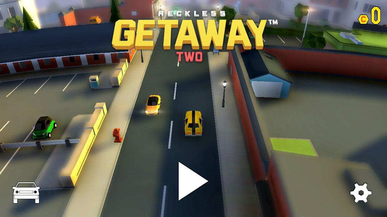 Reckless Getaway 2 poster