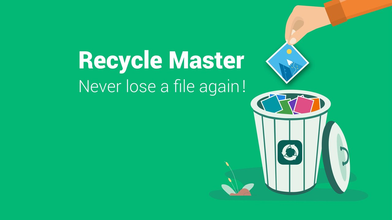 RecycleMaster poster