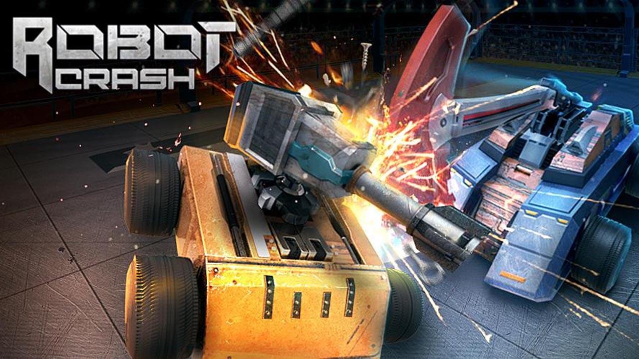 Robot Crash Fight poster