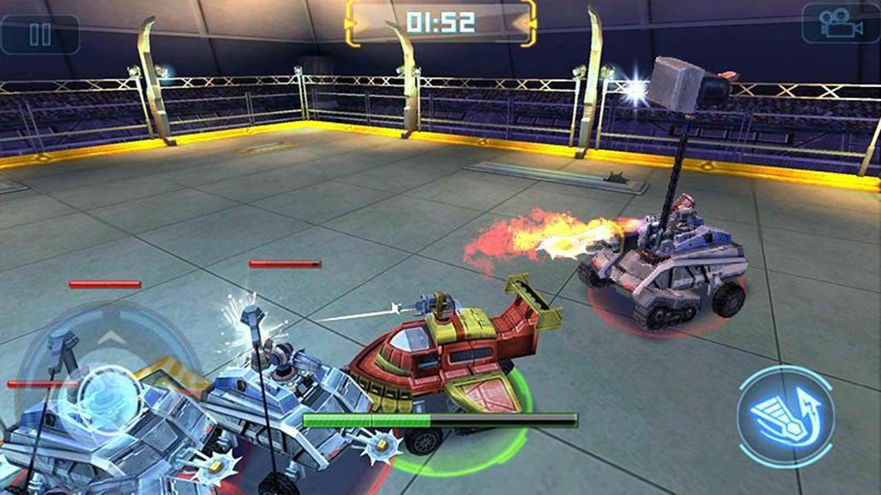 Robot Crash Fight screen 0