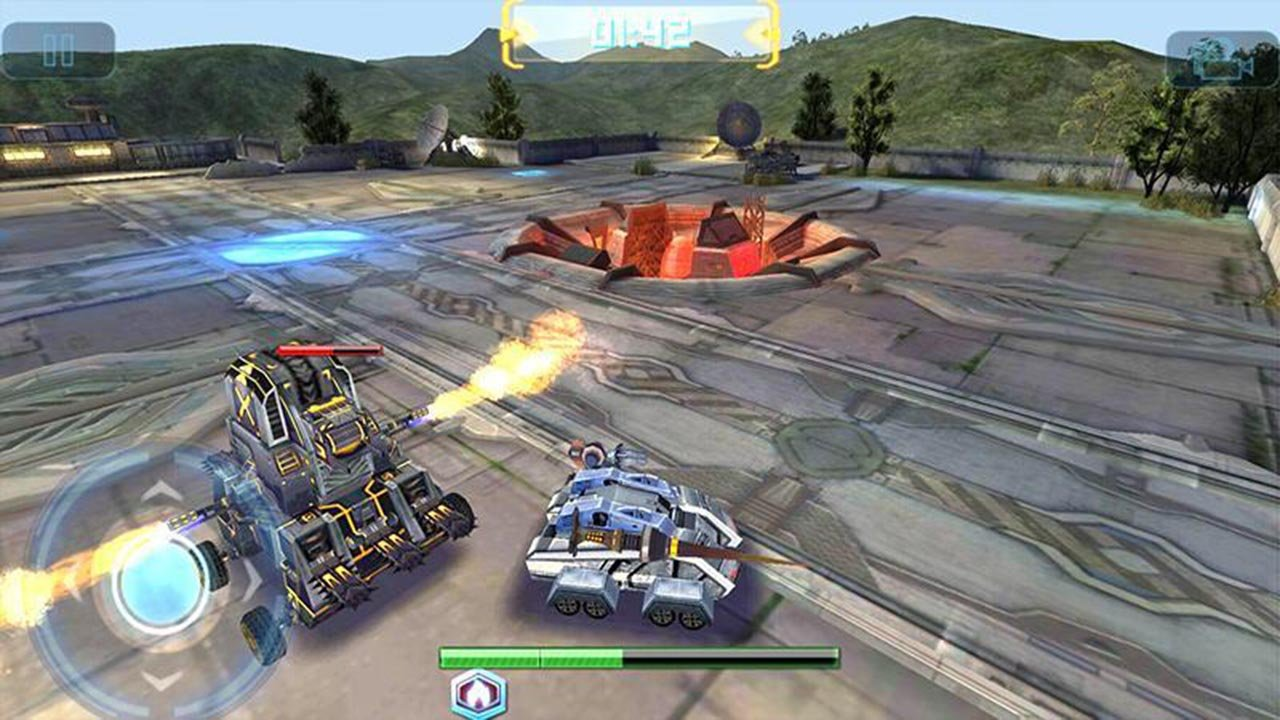 Robot Crash Fight screen 2