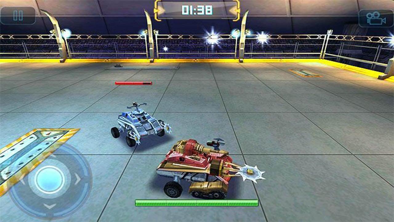 Robot Crash Fight screen 3