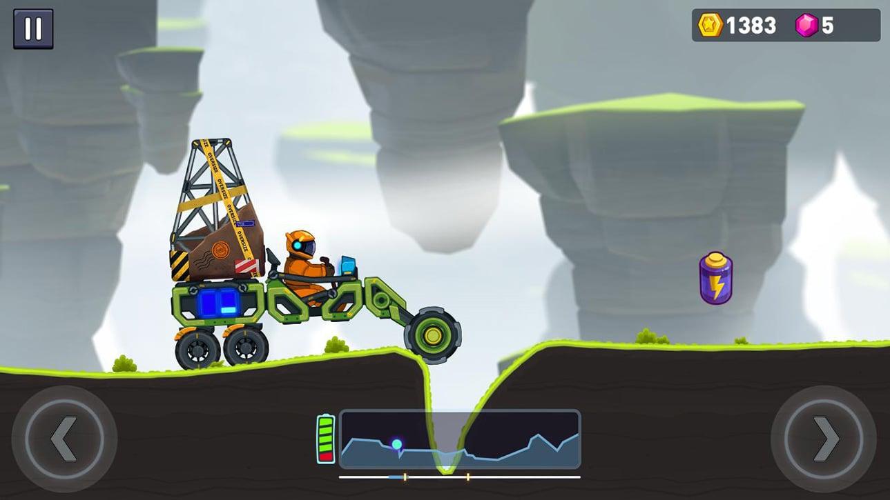 Rovercraft 2 screen 3
