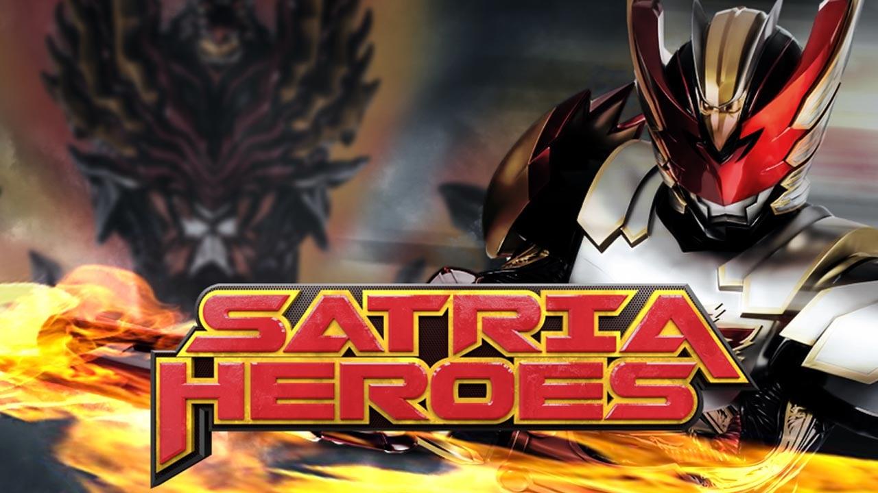 SATRIA HEROES poster