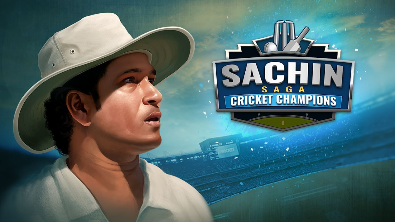 Sachin Saga Cricket Champions poster
