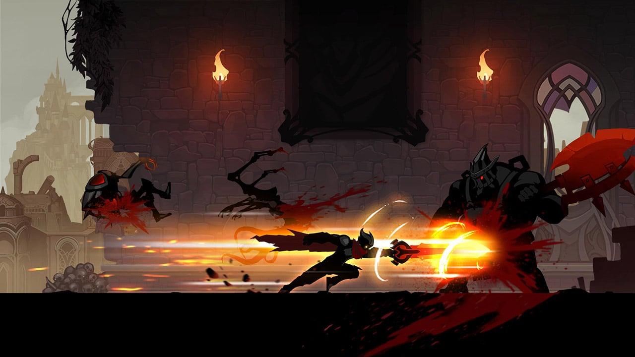 Shadow Knight screen 0
