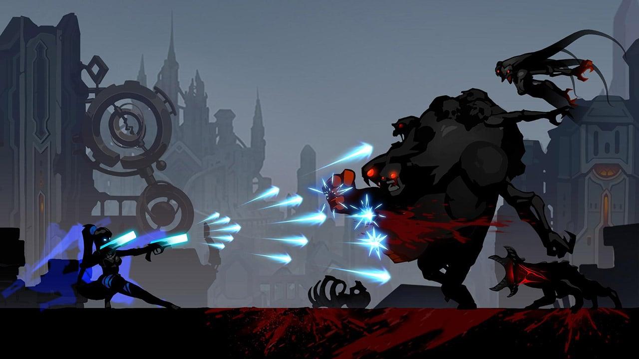Shadow Knight screen 1