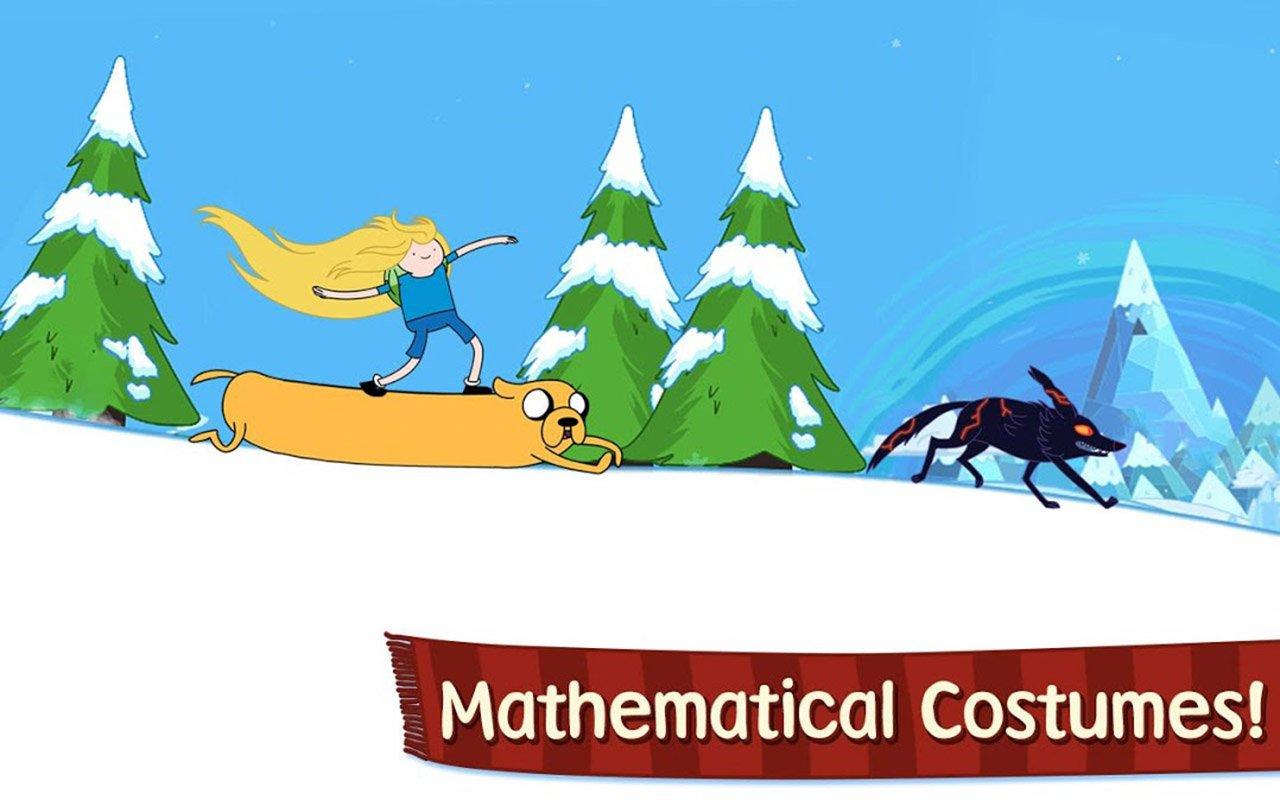 Ski Safari Adventure Time screen 1