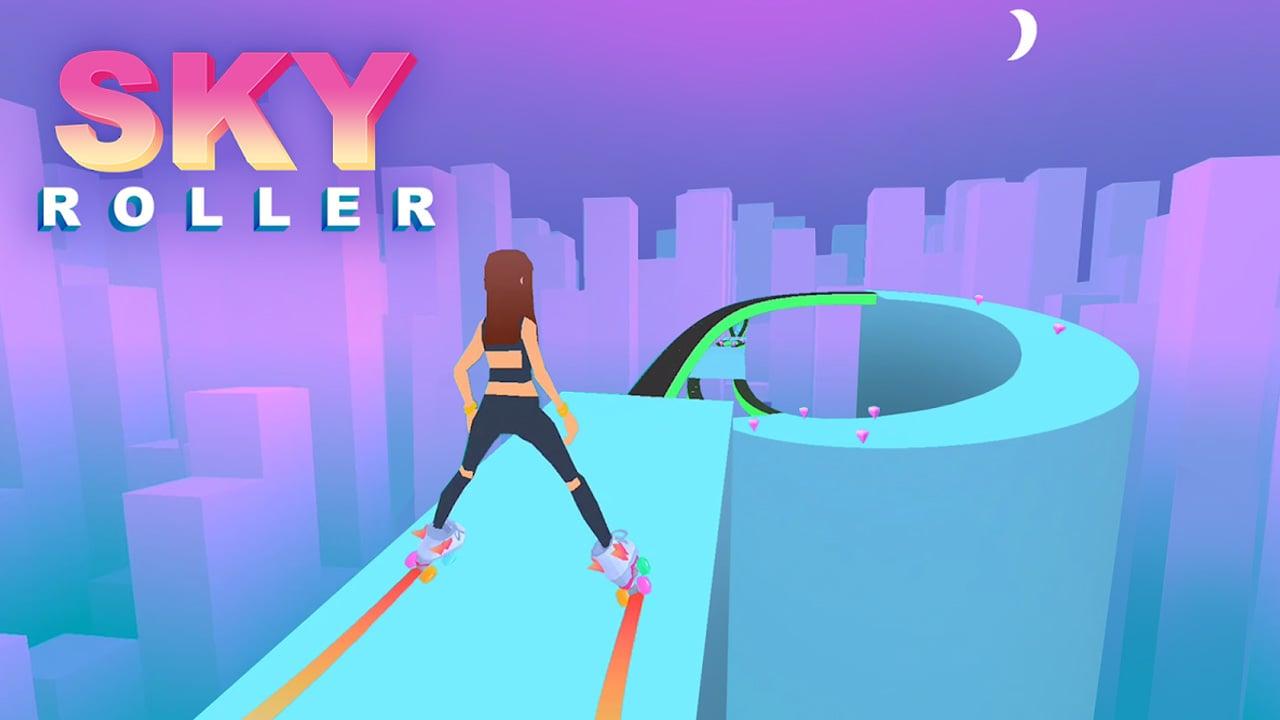Sky Roller poster