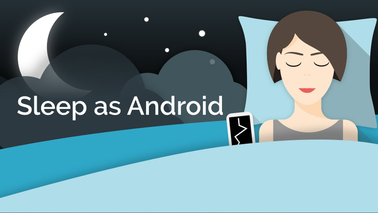 Sleep as Android poster