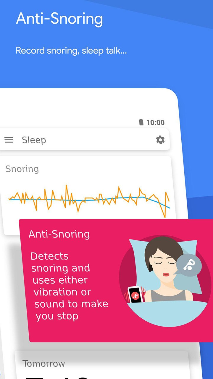 Sleep as Android screen 2