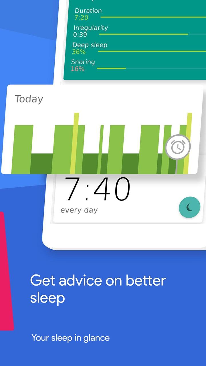 Sleep as Android screen 3