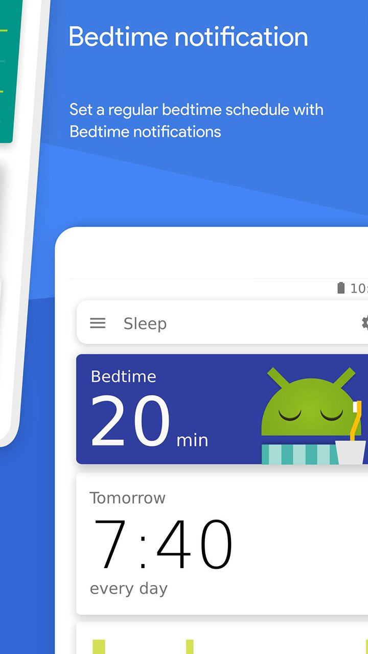 Sleep as Android screen 4
