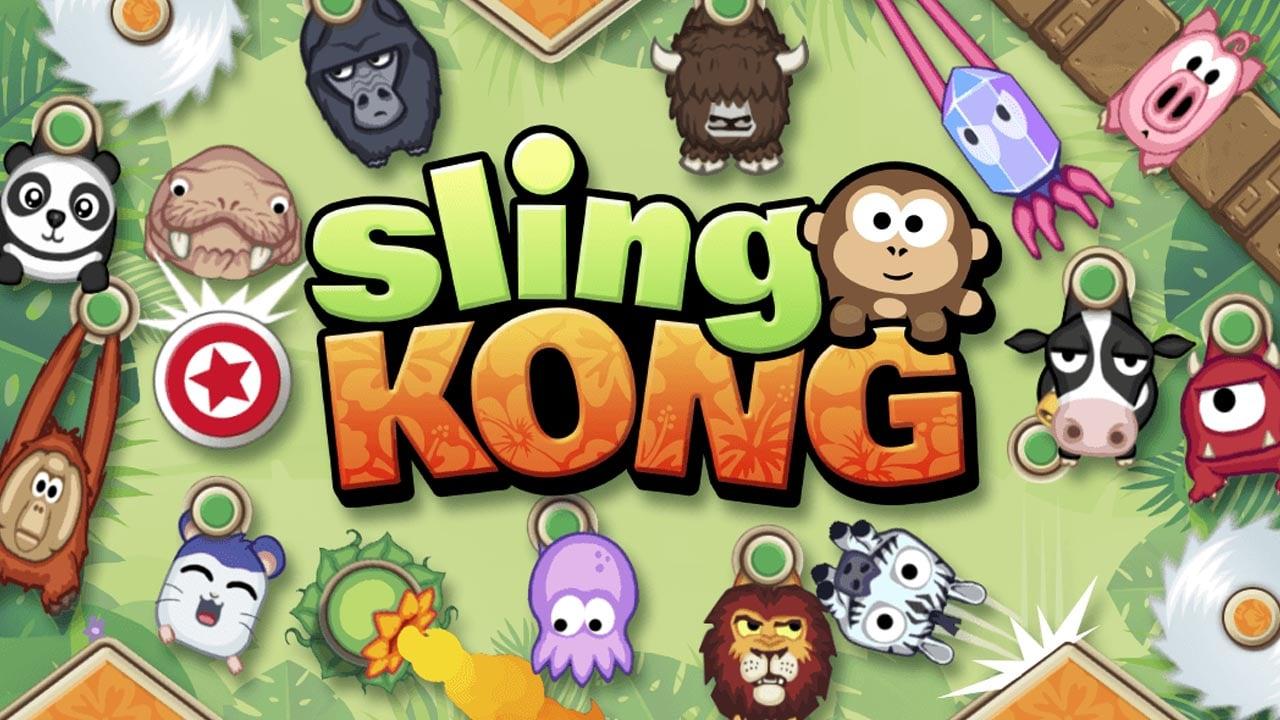 Sling Kong poster