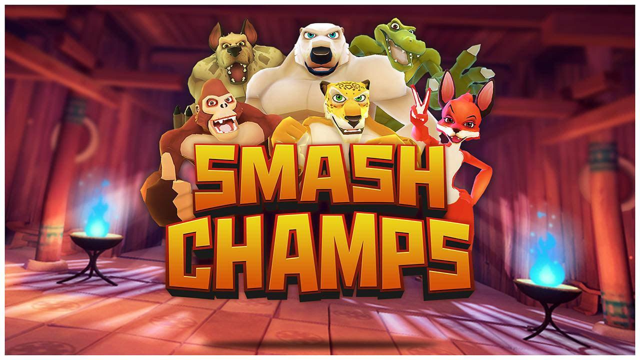 Smash Champs poster