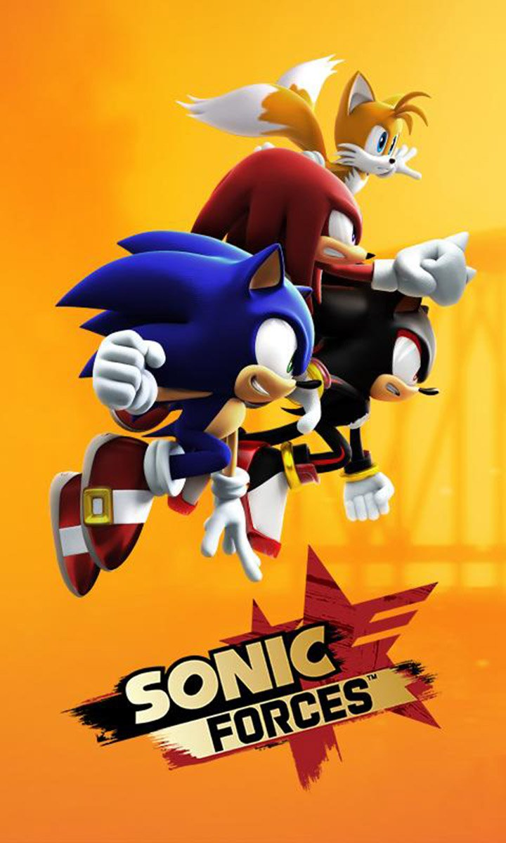 Sonic Forces screen 0