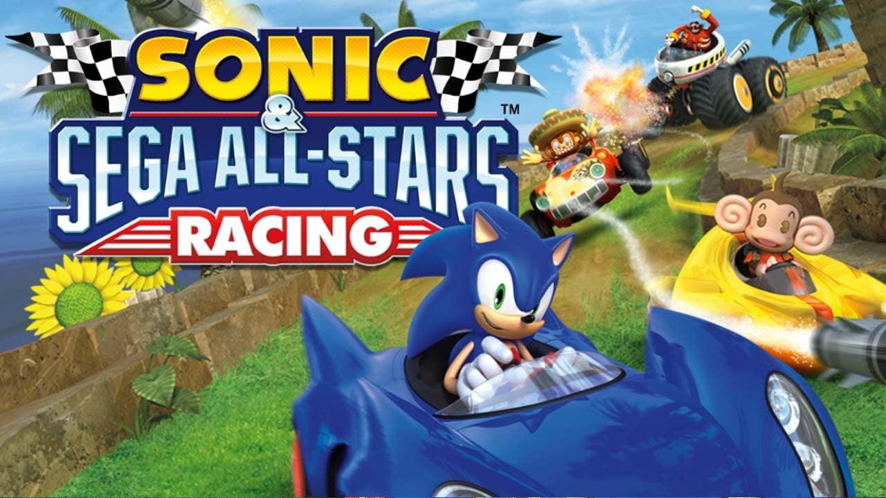 Sonic & SEGA All Stars Racing poster
