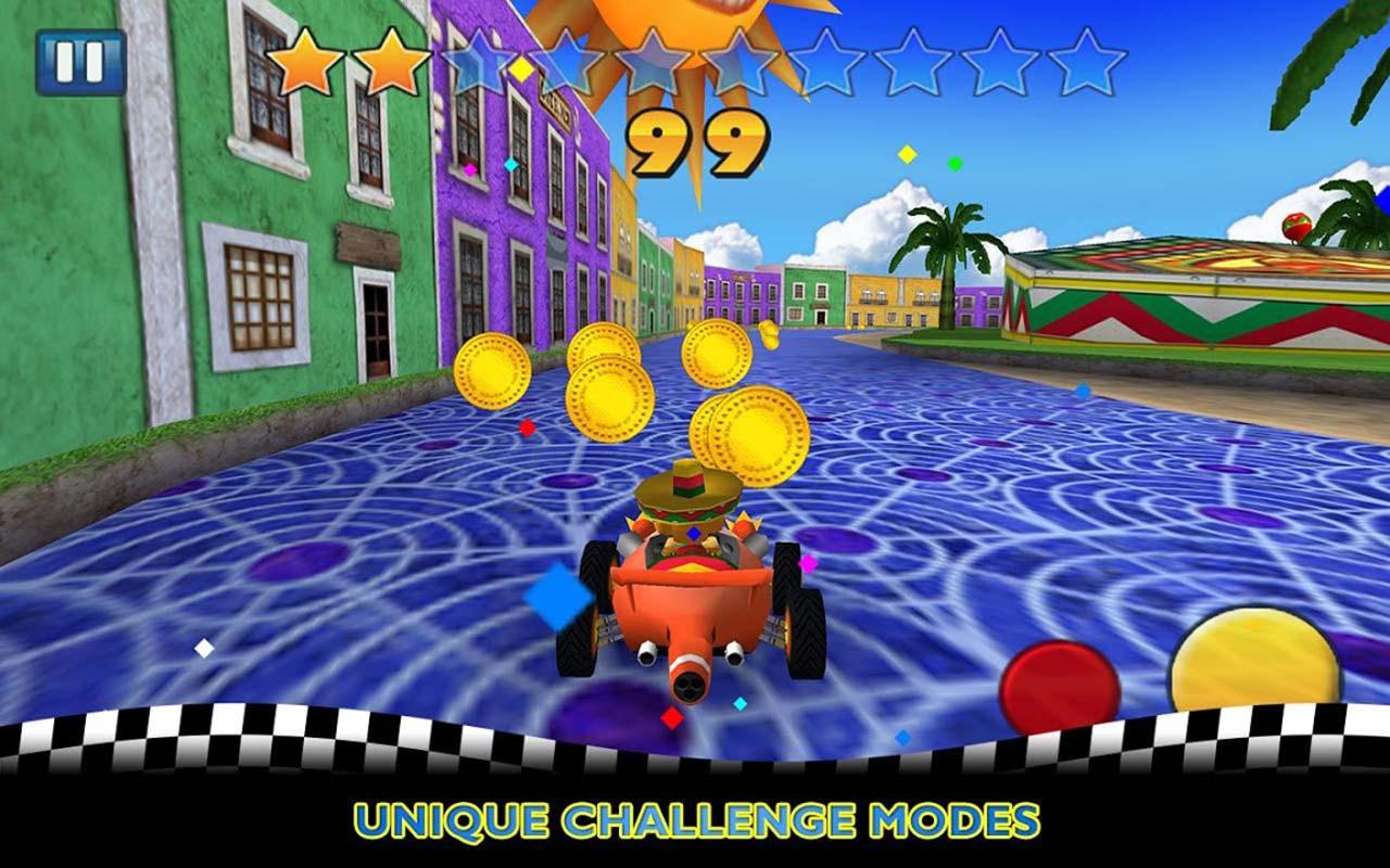 Sonic & SEGA All Stars Racing screen 2