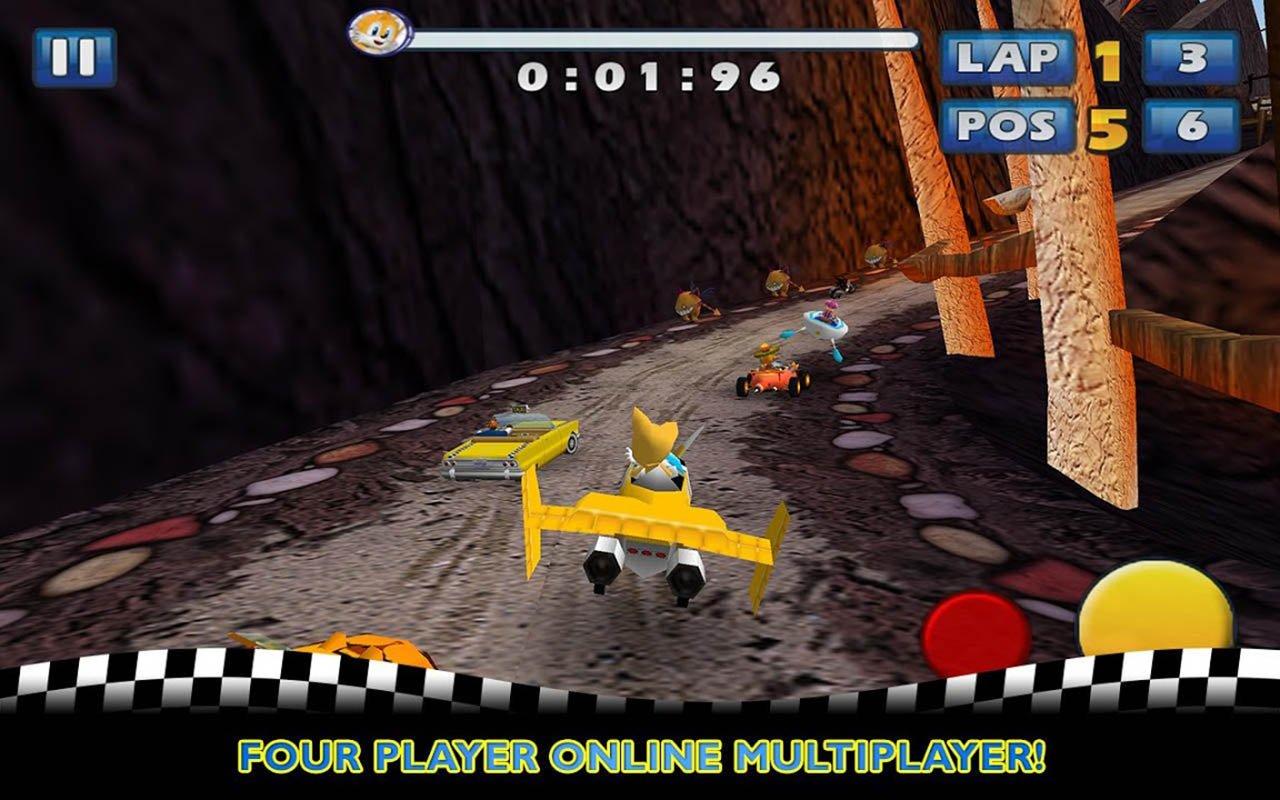Sonic & SEGA All Stars Racing screen 3
