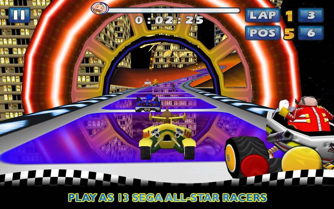 Sonic & SEGA All Stars Racing screen 4