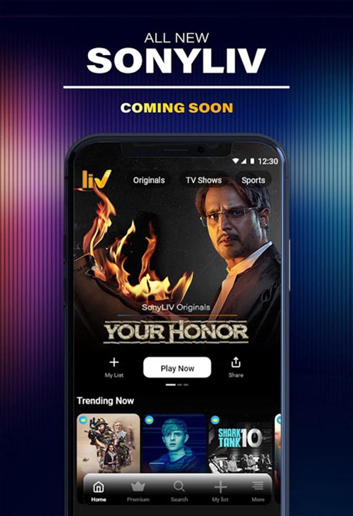 SonyLIV screen 4