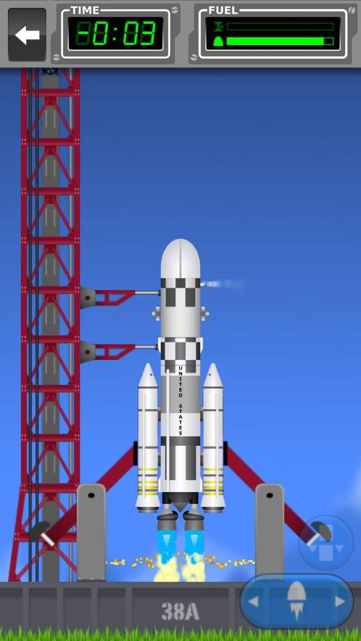 Space Agency screen 1