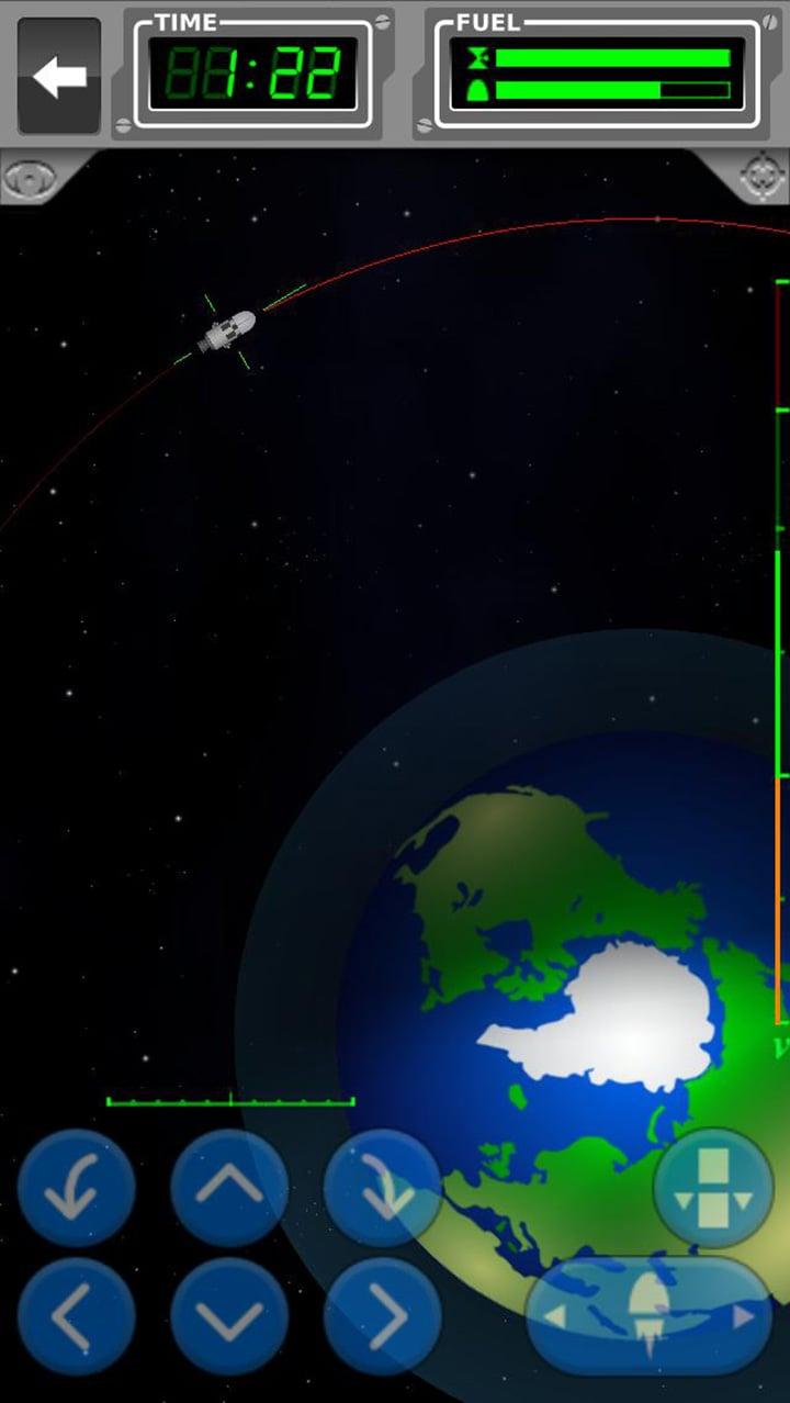 Space Agency screen 2