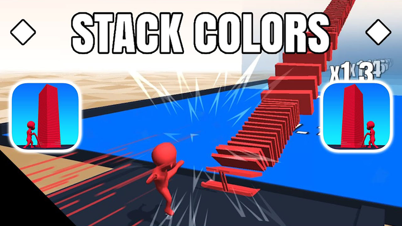 Stack Colors poster